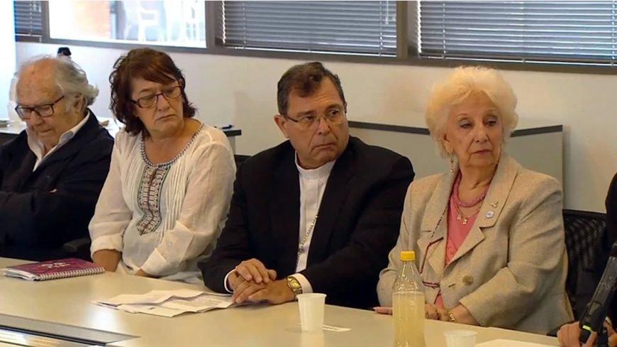 Carlos Tissera, obispo de Quilmes participó de la primera reunión del Consejo Federal Argentina Contra el Hambre - Cuatro Medios