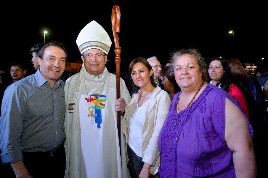 Florencio Varela: celebraron la XXIV Misa de la Esperanza - Cuatro Medios